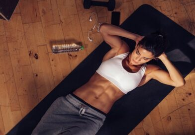 How to work your abdominal muscles without damaging your back?