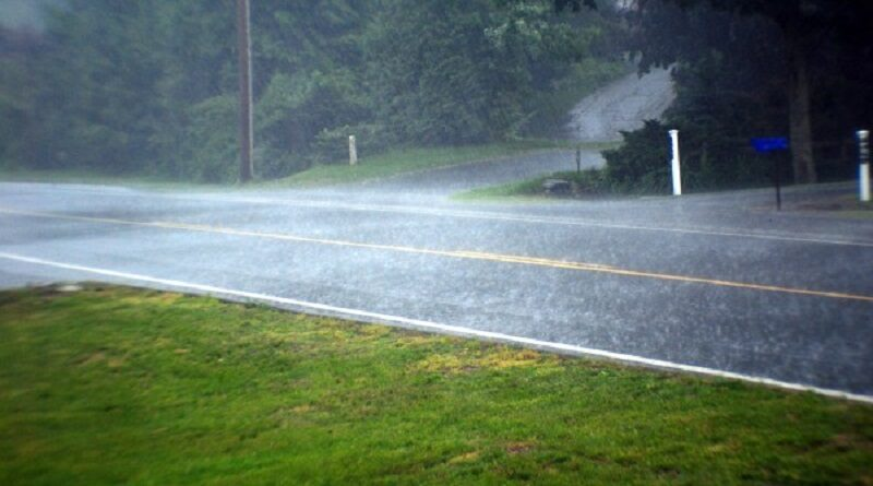 4 Simple Steps to Driving Safely in Rain and Wind